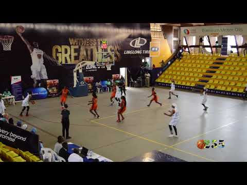 FIBA CLUB CHAMPIONSHIP ZONE V 2017: EQUITY VS HORSEED FULL HIGHLIGHTS