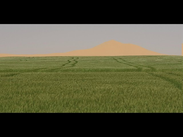 الإرادة تصنع المعجزات! من صحراء قاسي الطويل بولاية #ورقلة