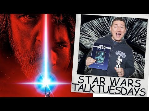 Star Wars Talk Tuesdays - Can Kylo Defeat Luke?