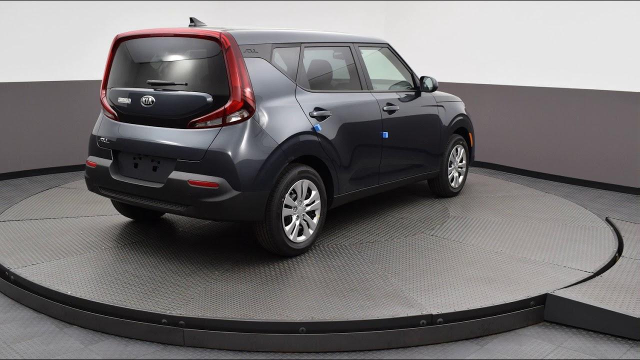 Commonwealth Motors Lawrence Ma >> 2020 Gray Kia Soul 4D Hatchback #K1248 - YouTube