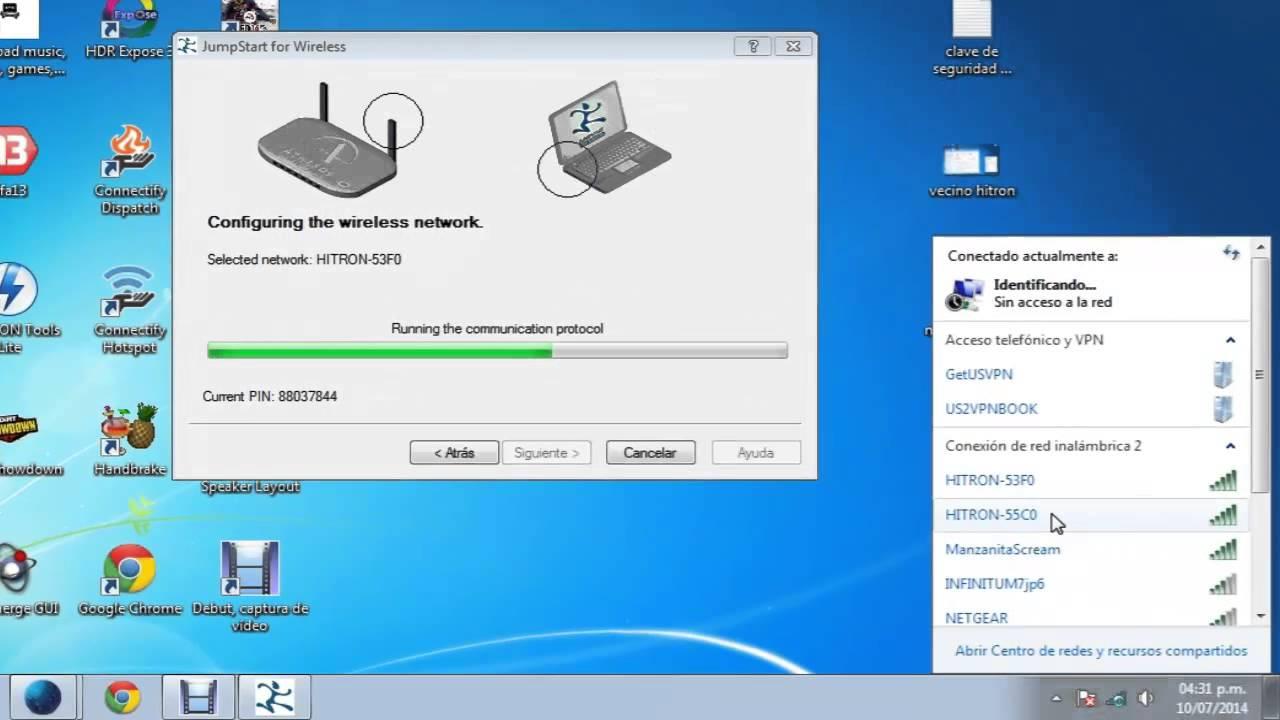 Como entrar a modem hitron sin contraseña Cablemas Mexicali +info