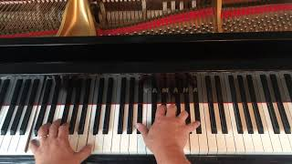 Only When You Leave - Spandau Ballet - Piano Cover Resimi
