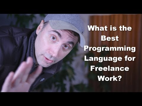 What is the Best Programming Language for Freelance Developers?
