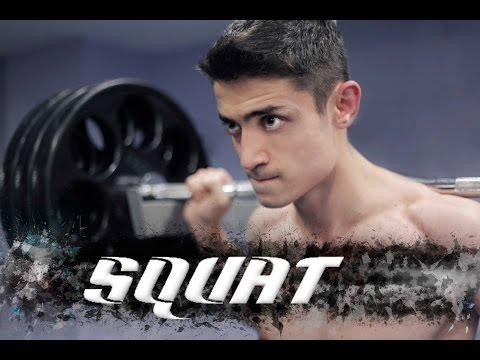 Squat Egzersizi Nasıl Yapılır ve Püf Noktaları | Güçlü Bacak | Ass to Grass, High Bar Squat