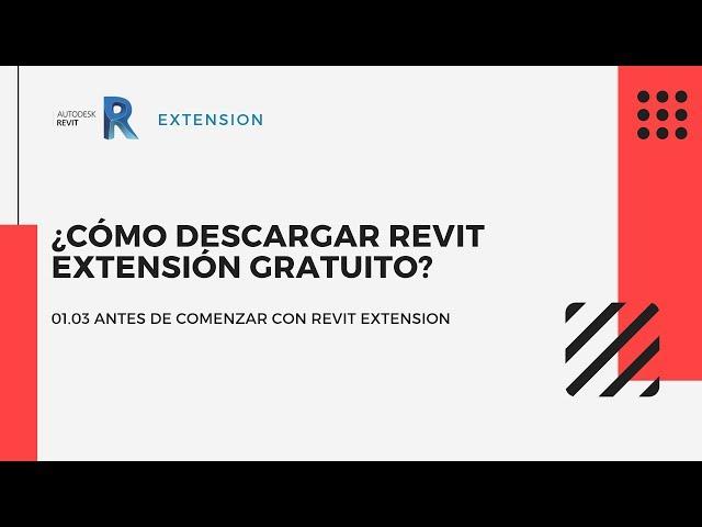 Revit Extensión | 01 03 Cómo descargarlo gratis