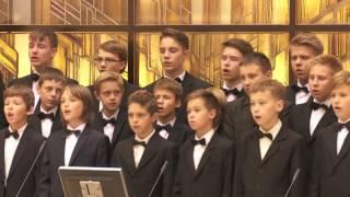 Kauno berniukų ir jaunuolių choras_VARPELIS_Koncertas Kauno miesto Savivaldybėje 2015 10 15