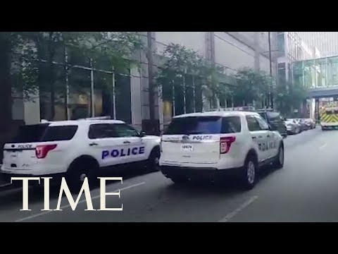 4 Dead In Mass Shooting At Fifth Third Bank Building In Downtown Cincinnati | TIME
