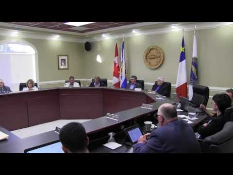May 10, 2016 - Special Budget Meeting - Part 1