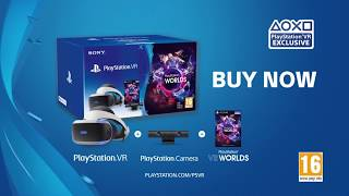 PlayStation VR | Live the Game / Видео