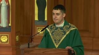 Fr. Cody Bobick's Homily for 18th Sunday in Ordinary Time