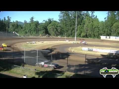 7 2 16 Street Stock Trophy Dash Cottage Grove Speedway