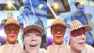"Gambar cover Lee Donghae ""meeting"" YouTube LIVE Stream - 191022"