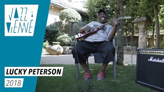 Lucky Peterson // Jazz à Vienne 2018