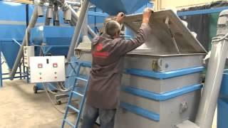 Fabrication d'aliment de bétail et volaille
