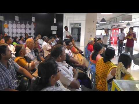 Selvan Meet Bangalore - Tamil Paleo