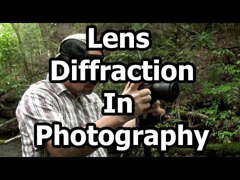 Everything You Need to Know About Lens Diffraction in Photography