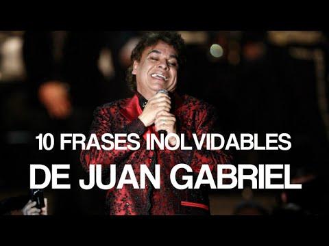 10 Frases Inolvidables De Juan Gabriel Homenaje A Juan Gabriel