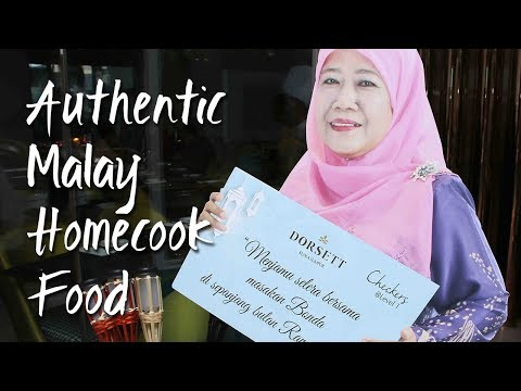 Authentic Malay Homecook Food