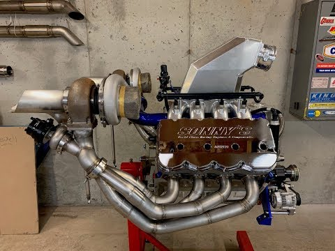 Finnegans Garage Ep.69: How Heavy is This Turbo Hemi?