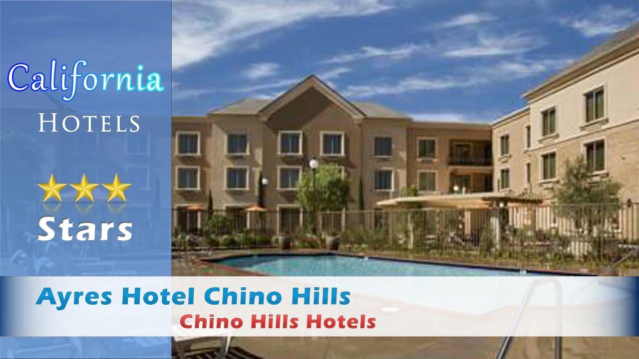 Ayres Hotel Chino Hills Hotels California