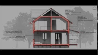 видео Проектирование и строительство каркасных домов