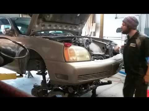 2002 Cadillac STS Transmission