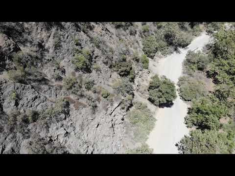 Cinematic Drone Footage - Trabuco Canyon | Parks in 4K