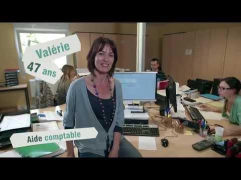 Vidéo de comptable