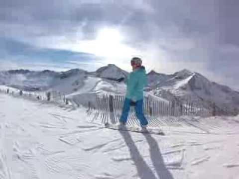 Snowboarding in Andorra — January 2014 GoPro
