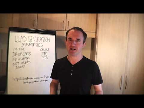 Lead Generation Strategies |  How to use Lead Generation Strategies in your business