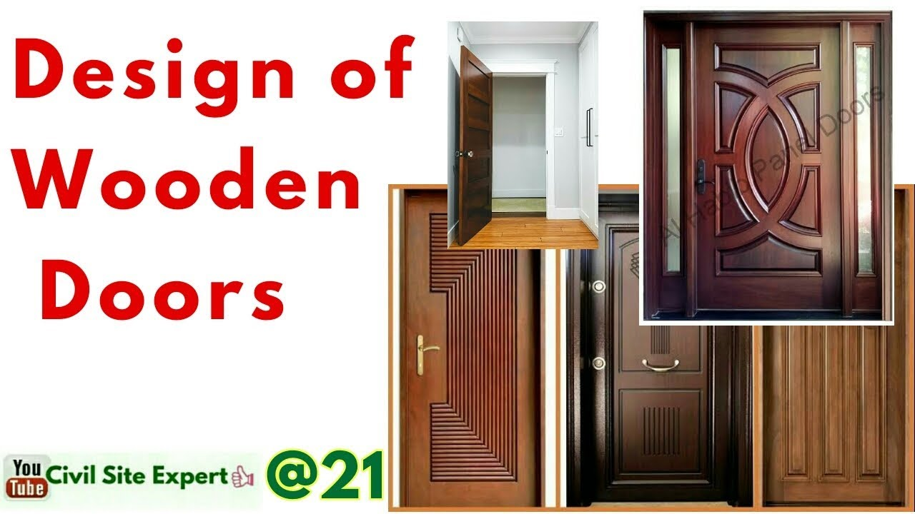 Types Of Wooden Doors Manufacturing Of Wooden Door Purchase Marketing Of Wooden Door