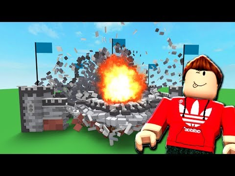 Ultimate Destruction Simulator in Roblox!