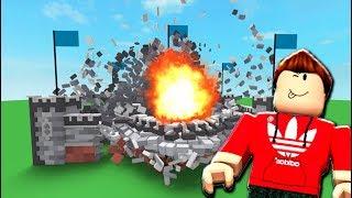 Ultimate Destruction Simulator in Roblox!