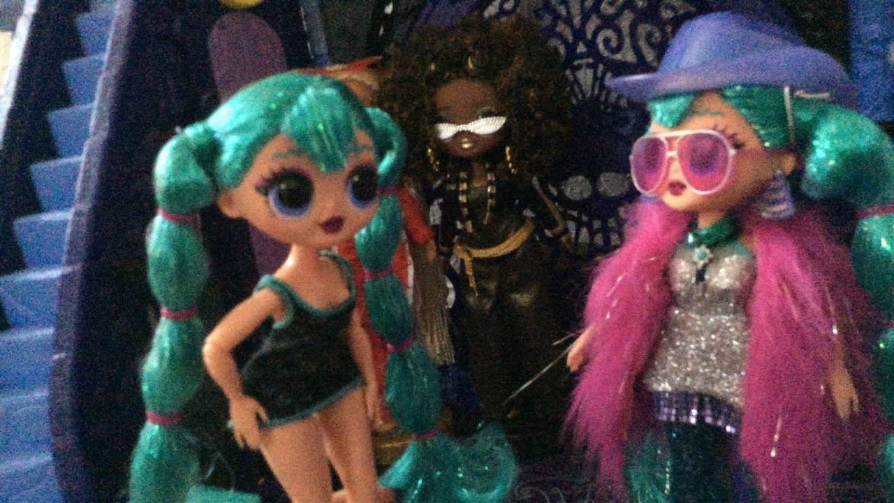 [VIDEO] - MGA Entertainment sent me a Nova replacement | lol surprise omg Winter Disco 2