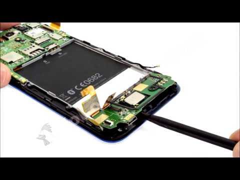 Wymiana ekranu   HTC Desire 620   PORADNIK