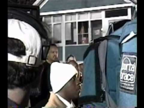 Tookie Williams Execution Vigil at San Quentin wit