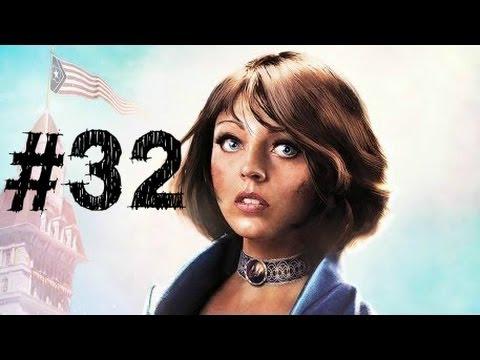 Bioshock Infinite Gameplay Walkthrough Part 32 - Time Rots Everything - Chapter 32
