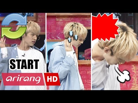[AFTER SCHOOL CLUB] JIMIN & JAE After the live show (지민,제형 생방 후 모습) _ HOT!