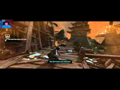 Let's Play/Stream Tomb Raider German #021 (HD) Flucht vom Feuer