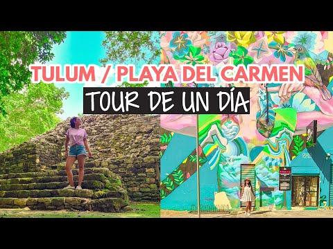 Tulum, Cobá y Playa Del Carmen en un día