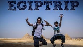 Viaje a Egipto de mochileros con poco dinero