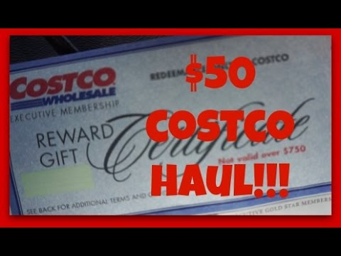 Costco March 10-24!! Costco Executive Membership!!!