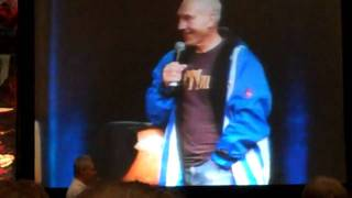 Star Trek Vegas Con '10 - Brent Spiner sneaks in