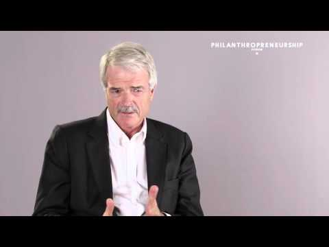Sir Malcolm Grant on Philanthropy as a Social Movement