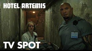 "Hotel Artemis | ""Price"" TV Spot | Global Road"