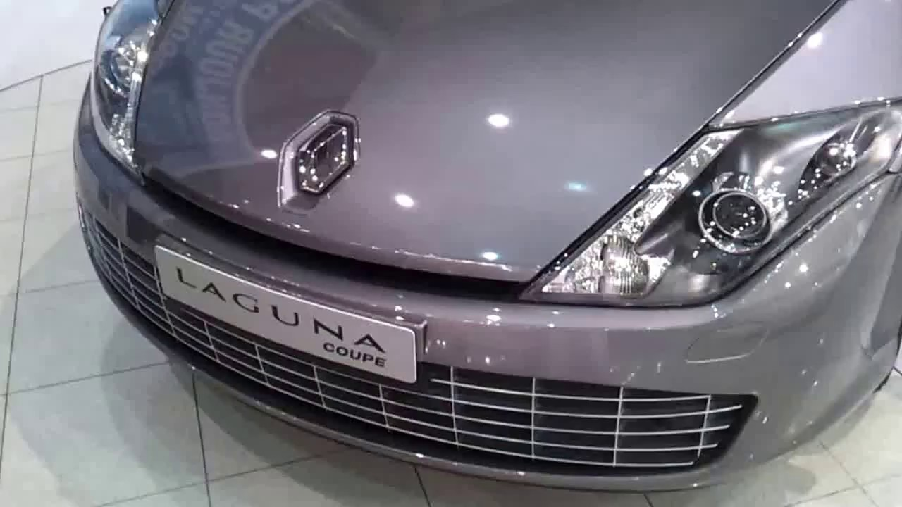 renault laguna coupe 2012 3 5 v6 youtube. Black Bedroom Furniture Sets. Home Design Ideas