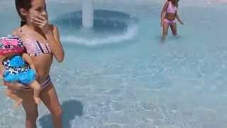 At The Water Park with Full Body Silicone Baby Part 1 of 2