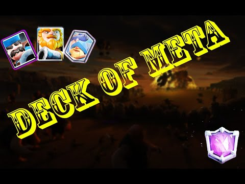 Download Deck Of META – Deck RG Hunter FM Cycle 2.9 – Clash royale - Fan CR