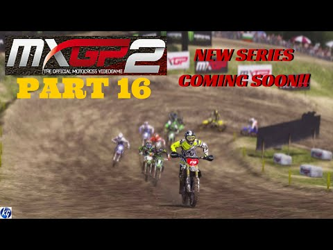 MXGP 2 Part 16 Career mode - Czech Republic GP plus news on