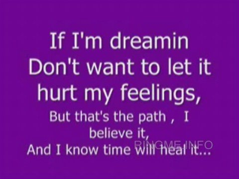 Leona Lewis Better In Time lyrics Karaoke ringtone